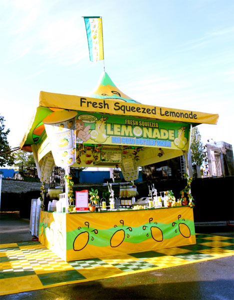 Lemonade & Food Concessions - First Class Concessions (Chilliwack BC)